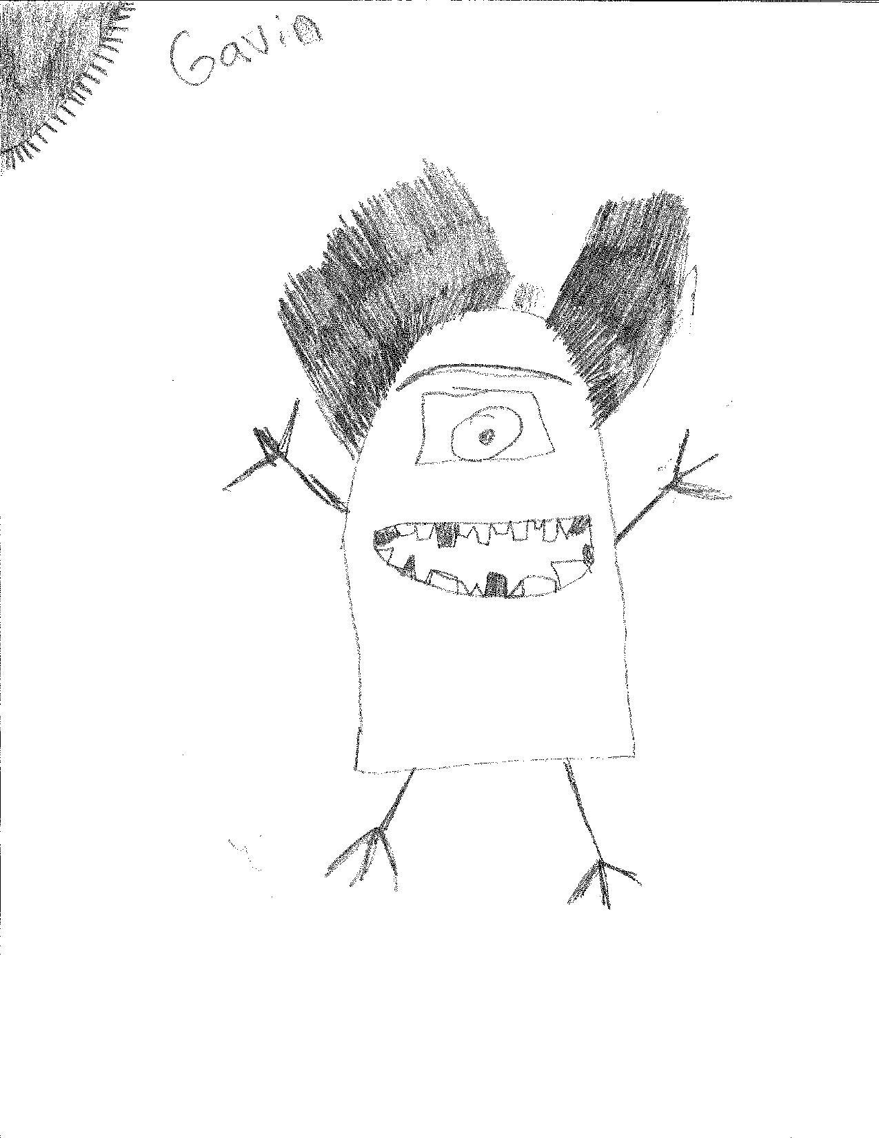 G.M.'s Monster