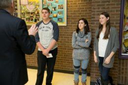 Westhill High School – After school tutoring
