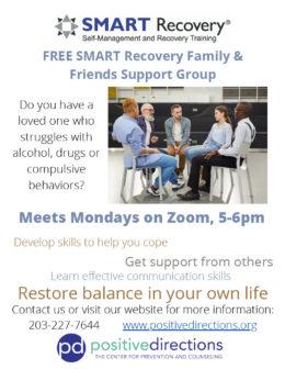 SMART Recovery Family & Friends (Hamden)