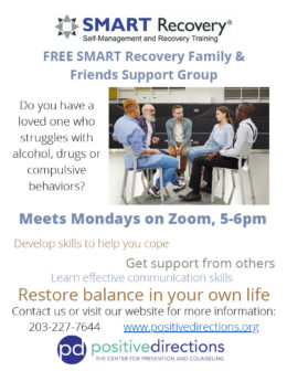 SMART Recovery Family & Friends (Hebron)