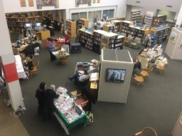 MakerSpace at the Westport Public Library