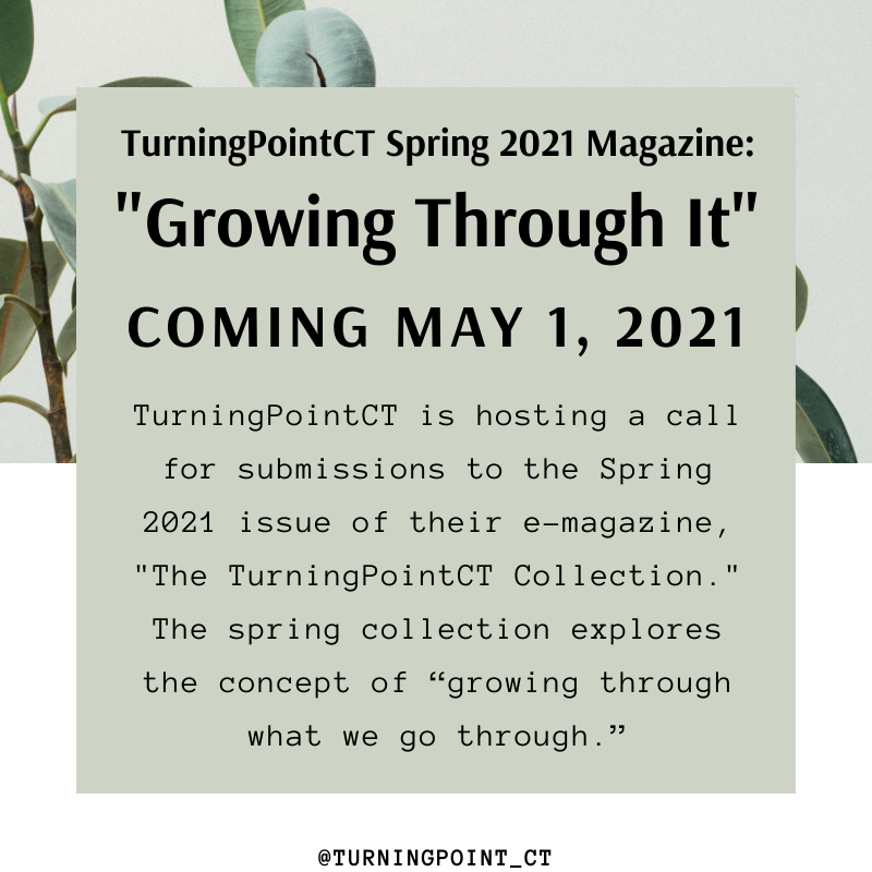 growing through it text